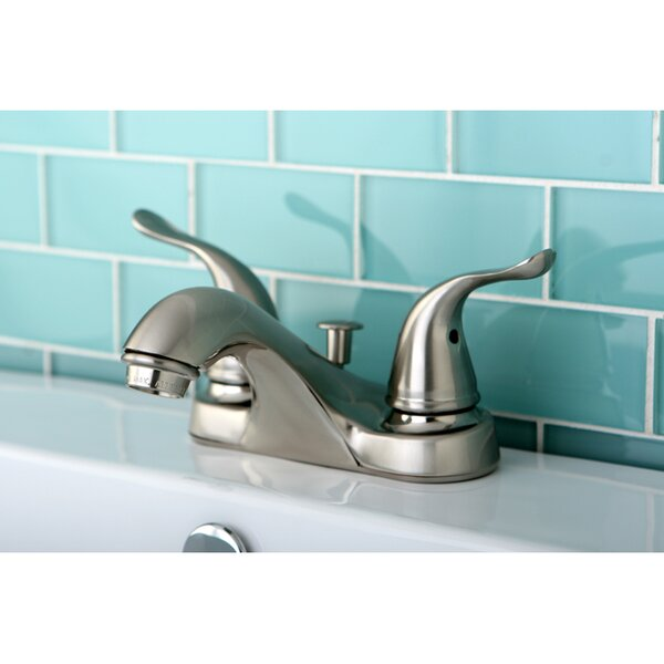 Yosemite Centerset Bathroom Faucet by Kingston Brass