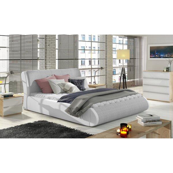 Stonebrook Upholstered Storage Platform Bed with Mattress by Orren Ellis