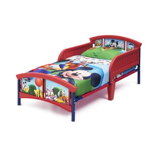 Mickey Mouse Bed by Delta Children