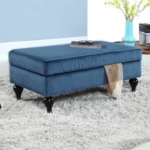 Beautiful Classic Upholstered Storage Bench
