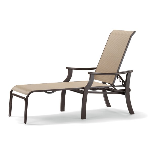 St. Catherine Reclining Chaise Lounge by Telescope Casual