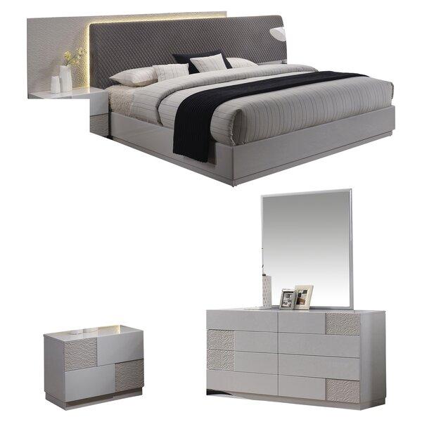 Lyset Platform Configurable Bedroom Set by Latitude Run