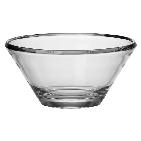 Serving Bowl by Majestic Crystal