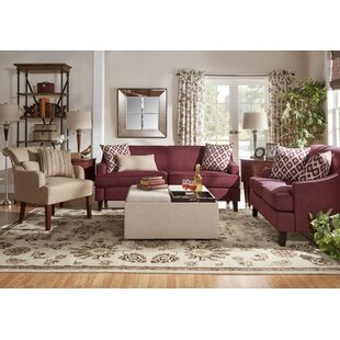 Rhinebeck Configurable Living Room Set by Three Posts™