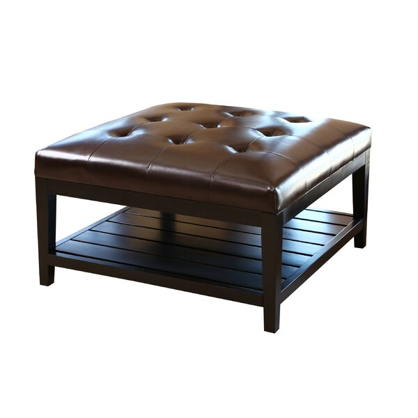 Dunlap Cocktail Tufted Ottoman by Breakwater Bay
