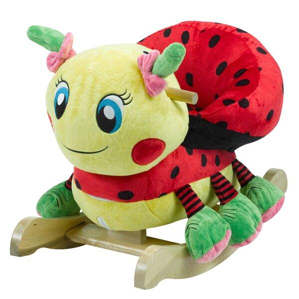 Lulu Ladybug Rocker by Rockabye