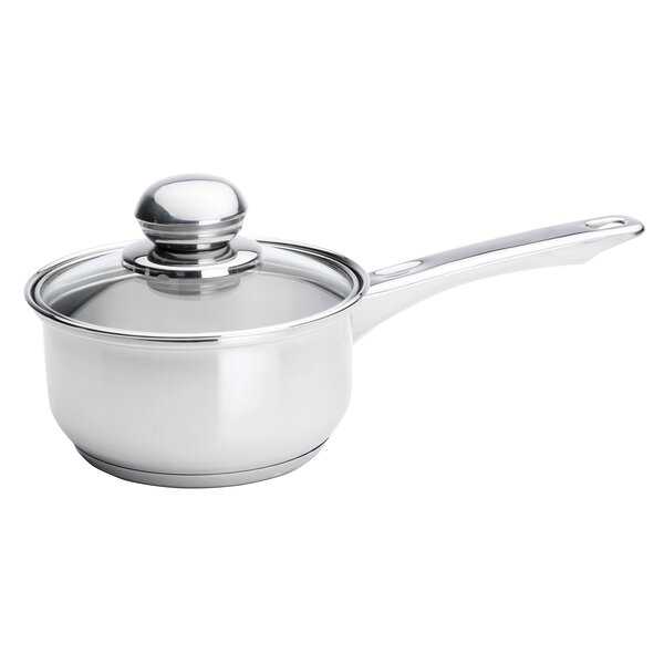 Classicor Stainless Steel Saucepan with Lid by Kinetic