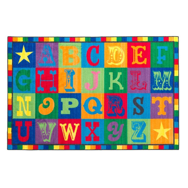 Early Blocks Kids Rug by Flagship Carpets
