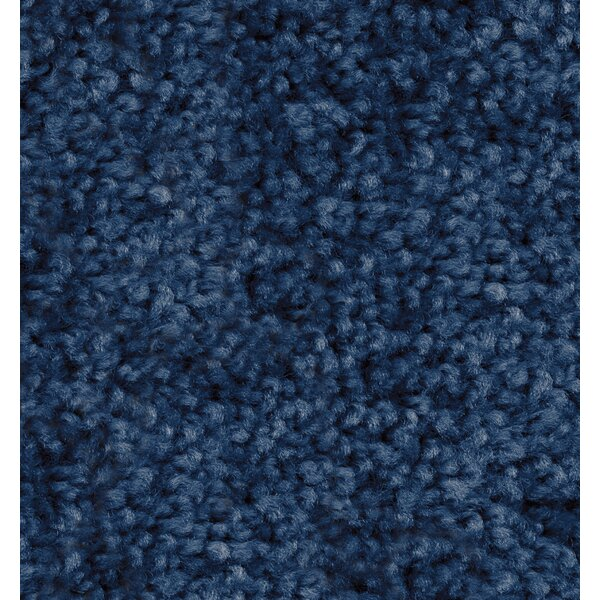 KIDPlush Solids Deep Sea Blue Area Rug by Carpets for Kids