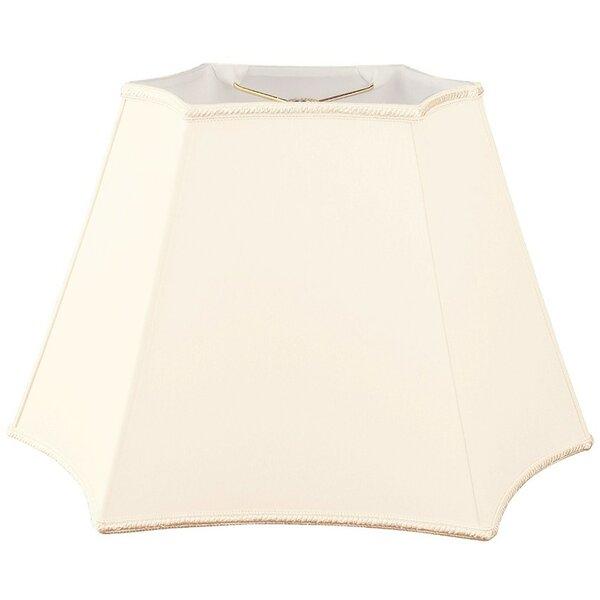 16 Silk/Shantung Novelty Lamp Shade by Alcott Hill