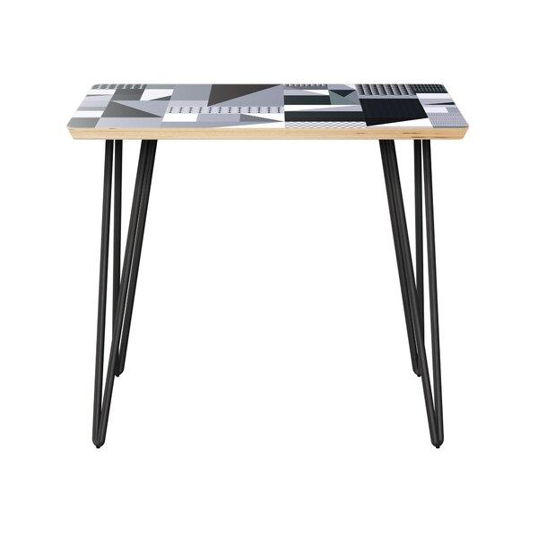 Jaimee End Table by Brayden Studio