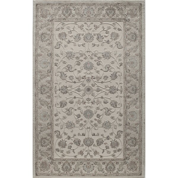 Sheldon Ivory/Cream Area Rug by Threadbind