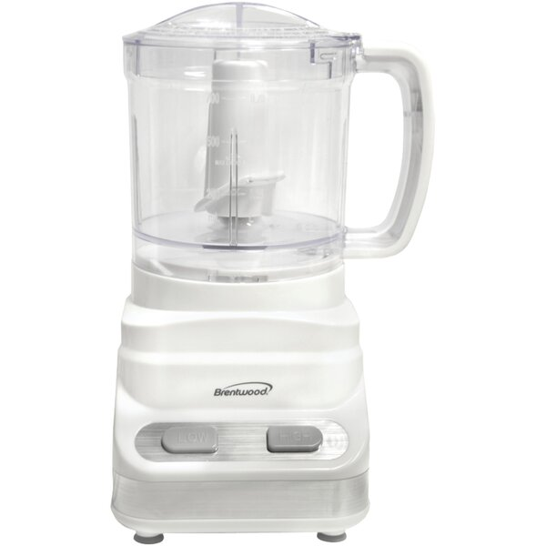 Brentwood 3 Cup Food Processor by Brentwood Appliances
