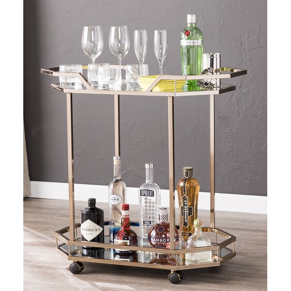 Howe Bar Cart by Mercer41 Mercer41