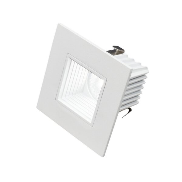 Square LED Downlight Recessed Housing by NICOR Lighting