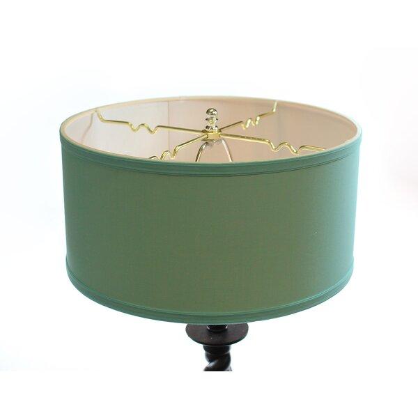 14 Linen Drum Lamp Shade by Brayden Studio