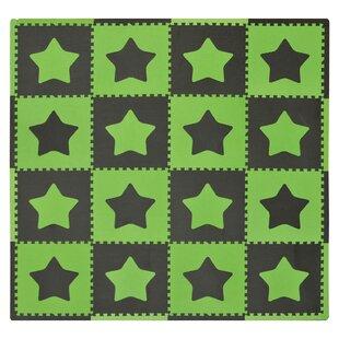 Deals Stars 16 Piece Playmat Set ByTadpoles