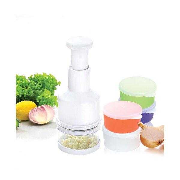 10 Piece Chopping and Storage Set by KitchenWorthy