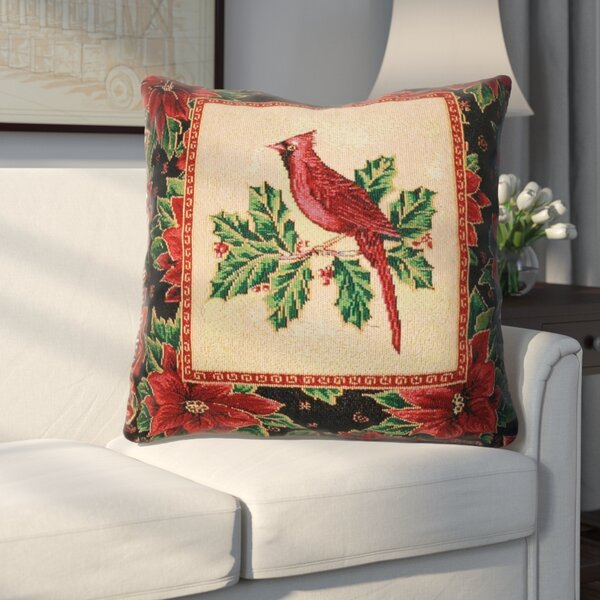 Anderson Design Throw Pillow by Alcott Hill