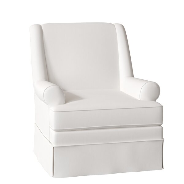 Swivel Armchair by Paula Deen Home