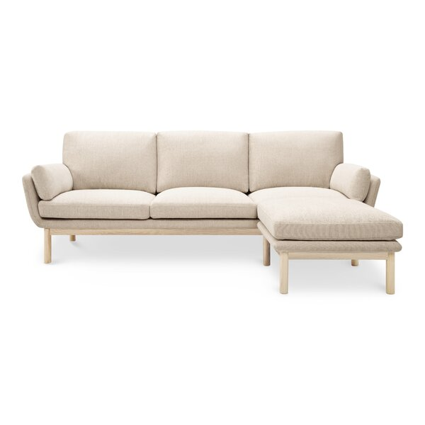 Angle Sectional by Capsule Home