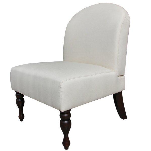 Savannah Slipper Chair by House of Hampton