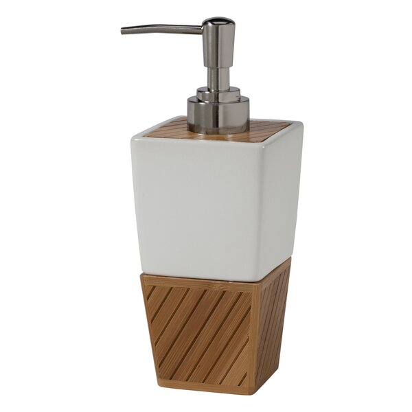 Spa Lotion Dispenser by Creative Bath