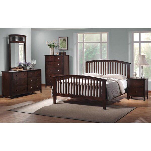 Alejandro Panel Configurable Bedroom Set by Charlton Home