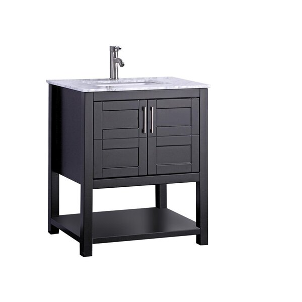 Mallouk Modern 24 Single Bathroom Vanity Set by Ivy Bronx