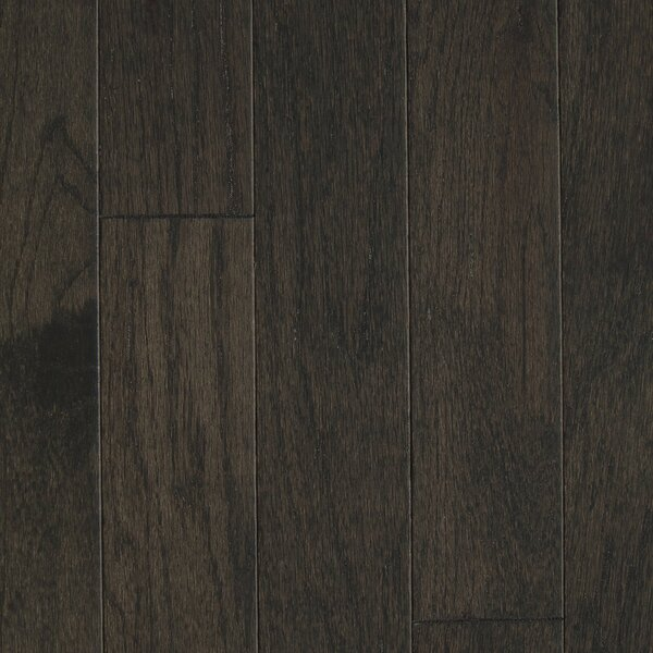 Istanbul 5 Solid Oak Hardwood Flooring in Brown by Branton Flooring Collection