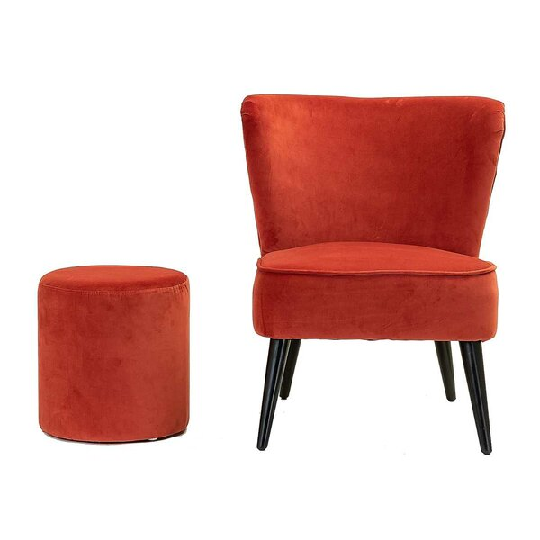 Brookneal Slipper Chair by Ivy Bronx