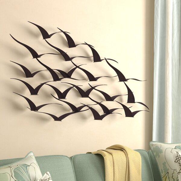 Birds Wall Décor by Beachcrest Home