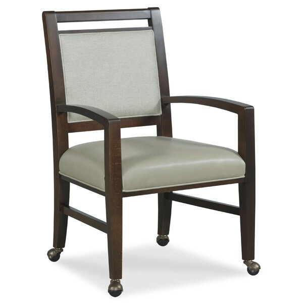 Preston Upholstered Dining Chair By Fairfield Chair