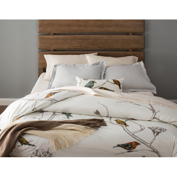 Chinoiserie Duvet Cover by DwellStudio