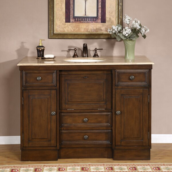 Oglesby 48 Single Bathroom Vanity Set by Alcott Hill