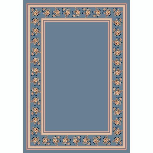 Design Center Lapis Rosalie Area Rug by Milliken