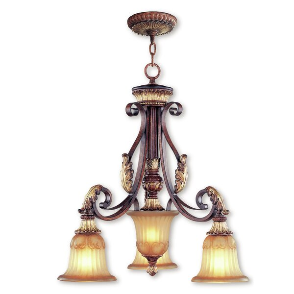 Scottdale 4-Light Shaded Classic / Traditional Chandelier By Astoria Grand
