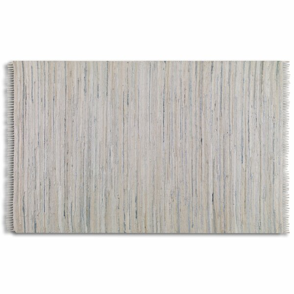 Rosemary White Rug by August Grove