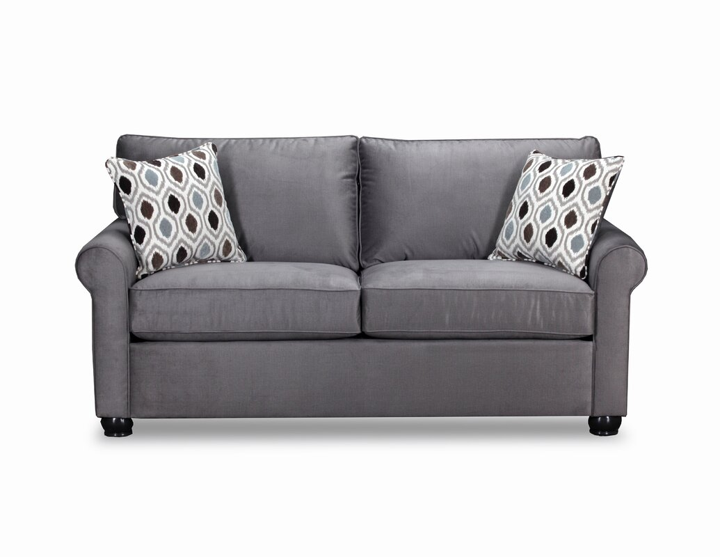 Charming Apartment Sofas And Loveseats Red Barrel Studio Hedwig Apartment Loveseat  Sofa By Simmons