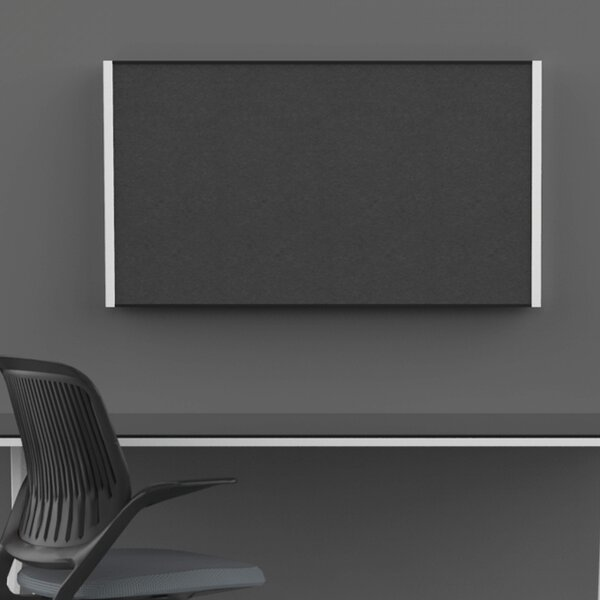 Beveled Edge Felt Bulletin Board by Iceberg Enterprises