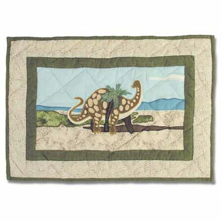 Dinosaur Placemat (Set of 4) by Patch Magic