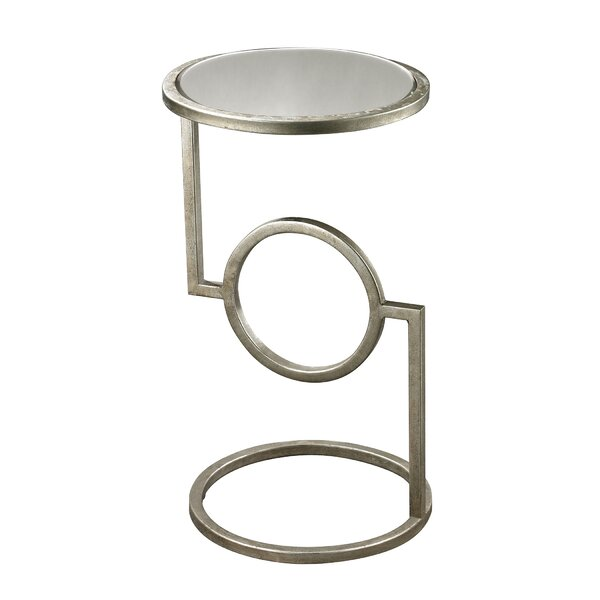 Reiban End Table by Willa Arlo Interiors