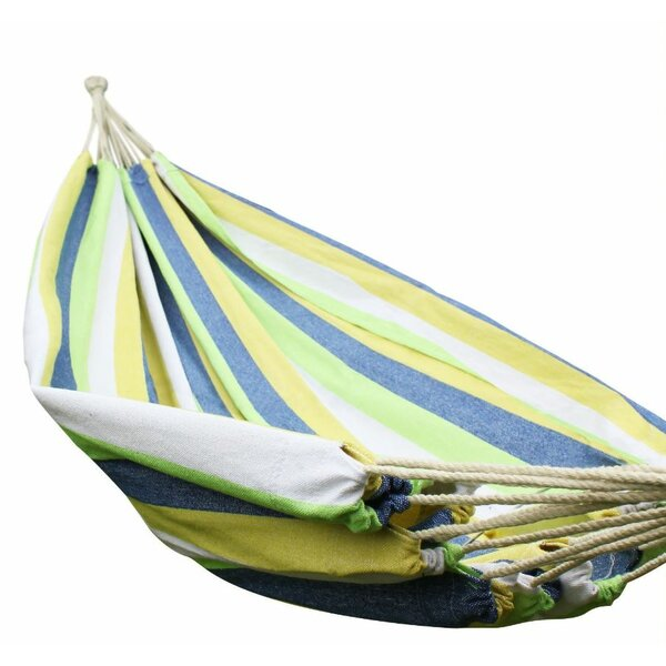 Double Tree Hammock by Adeco Trading