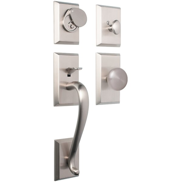 Premium Savoy Handleset by Rockwell Security