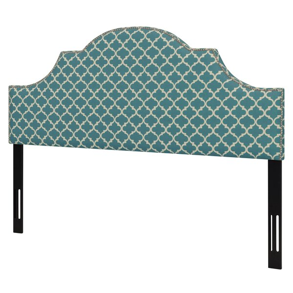 Carnell Upholstered Panel Headboard By Red Barrel Studio