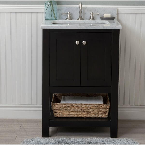 Apostol 24 Single Bathroom Vanity Set by Highland Dunes