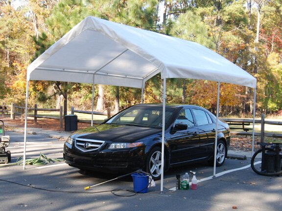 Universal 10.5 Ft. X 13 Ft. Canopy By King Canopy.