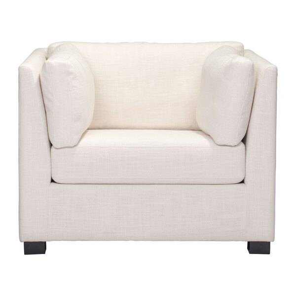 Fowlerville Armchair by Orren Ellis