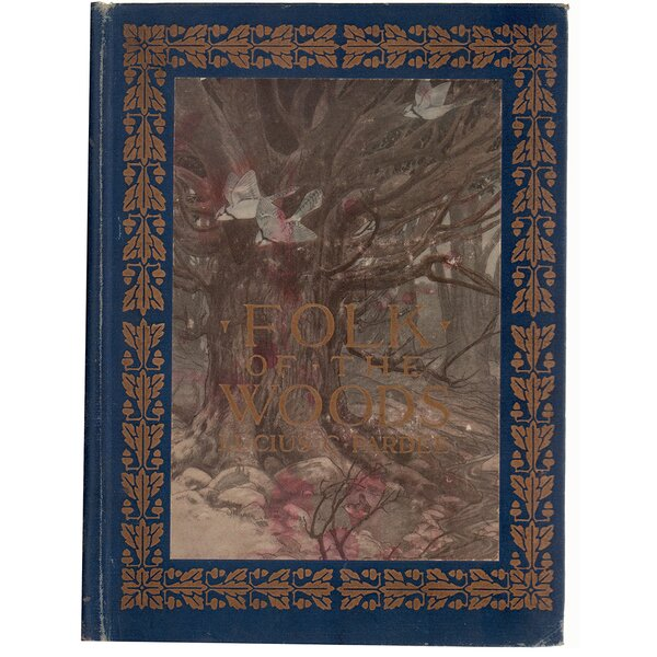 Authentic Decorative Books - Collectible 1913