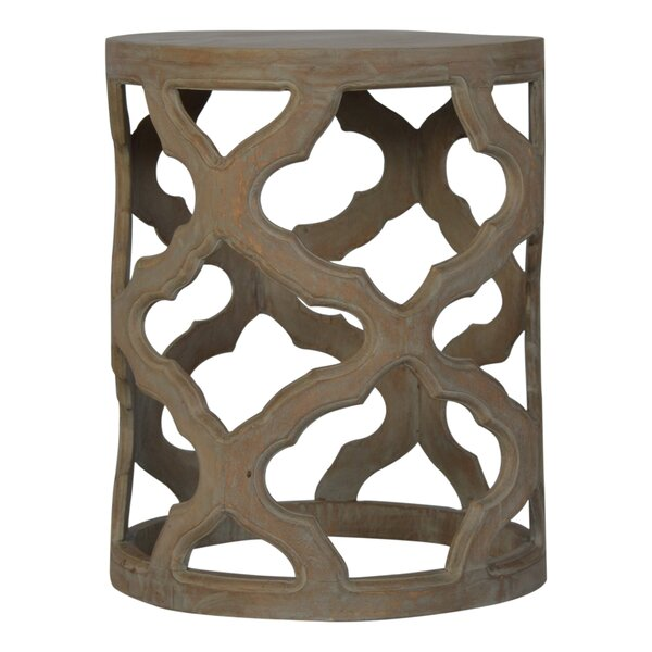 Giomar Accent Stool by One Allium Way